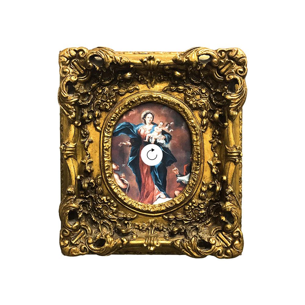 Nicolò Tomaini - Sponsored Painting