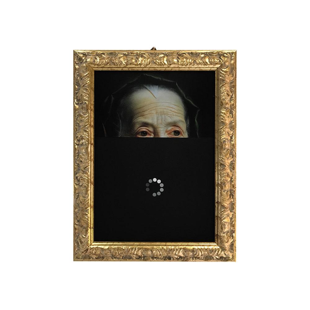Nicolò Tomaini - Old Woman